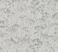 Schöner Wohnen Vliestapete Tapete mit Blumen