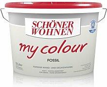 Schöner Wohnen Wandfarbe My Colour 10 L., Zarte