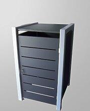 Schöner-Wohnen24 Mülltonnenbox, Mülltonnenhaus