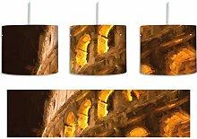 schönes Amphitheater in Rom inkl. Lampenfassung