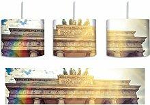 Schönes Brandenburger Tor in Berlin inkl.
