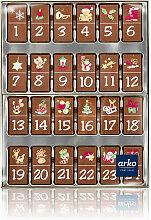 Schoko-Adventskalender Vollmilch-Schokolade von