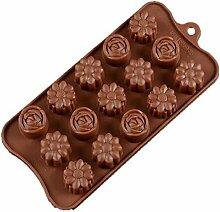 Schokoladenformen Kuchen Dekorieren Tools 3d Candy