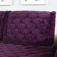 SchonbezüGe L Form Sofabezug Ecksofa FüR