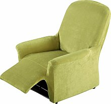 Schonbezug grün Größe Sessel