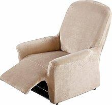 Schonbezug natur Größe Sessel