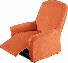 Schonbezug terra Größe Sessel