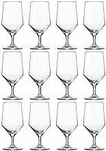 Schott Zwiesel 112842 Pure Wasserglas/Wasserkelch,