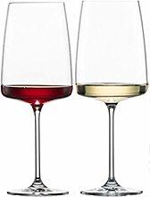 Schott Zwiesel 121228 SENSA Weinglas, Glas