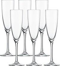 SCHOTT ZWIESEL Serie CLASSICO Sektglas 6 Stück