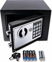 Schramm® Elektronischer Safe Tresor Minisafe