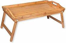Schramm® Frühstückstablett Bambus Tablett