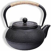 Schramm® Gusseisen Teekanne 900ml emailliert