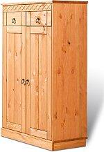 Schrank mit 2 Türen Indra, beige