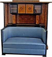 Schrank mit Sofa, 1900er
