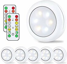 Schrankbeleuchtung Dimmbare,Wireless LED