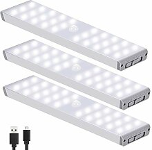 Schrankbeleuchtung mit Bewegungsmelder 30 LED
