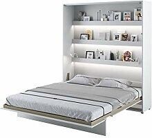 Schrankbett Bed Concept, Wandklappbett mit