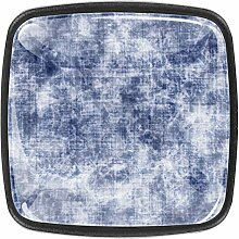 Schrankknöpfe aus Glas, 3,5 cm, für