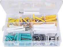 Schrauben Anker Set selbstschneidend Kunststoff