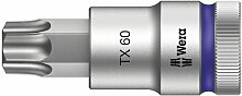 Schraubendreher-Einsatz TX 60. Antrieb 1/2 HF