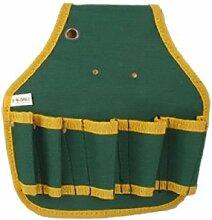 Schraubendreher Schraubenschlüssel Zangen-Werkzeuge Halter-Taschen Yellow Teal