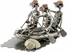 Schraubenmännchen RAFTING - ausgefallene Geschenkidee