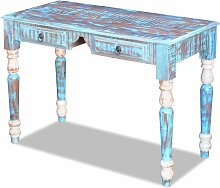 Schreibtisch Altholz