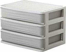Schreibtisch-Aufbewahrungsbox-Schubladenart