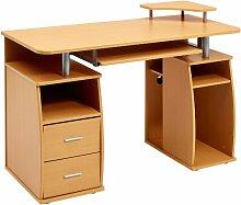 Schreibtisch Chase Zipcode Design Farbe: Buche
