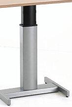 Schreibtisch CNS Elektro 3 Single silber Auswahl