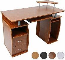 Schreibtisch Computertisch Bürotisch mit