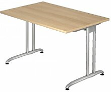 Schreibtisch DR-Büro Serie B - 120 x 80 cm -