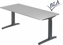 Schreibtisch elektrisch höhenverstellbar HMB
