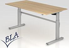 Schreibtisch elektrisch höhenverstellbar HMB Maxi