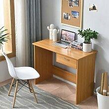 Schreibtisch Guillen Ebern Designs Farbe: Buche