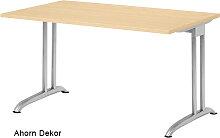 Schreibtisch Hammerbacher B-Serie 120 x 80 cm