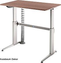 Schreibtisch Hammerbacher XE Elektro 120 x 80 cm