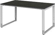 Schreibtisch Höhenverstellbar GS geprüft