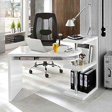 Schreibtisch Kombination mit Regal Regal