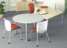 Schreibtisch Kombination Pendo Rondo Winkeltisch