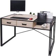 Schreibtisch MCW-H91, Bürotisch Computertisch,