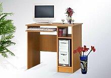 Schreibtisch Mini ClearAmbient Farbe: Buche