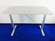 Schreibtisch Pendo Elektro Polar Eco Auswahl Form