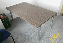 Schreibtisch Pendo Rondo 1 rechteckig Auswahl Farbe