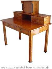 Schreibtisch Schminktisch Kirschbaum Furniert