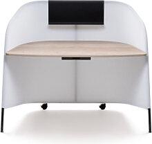Schreibtisch SDS Sekretär 138 x 113 cm Auswahl