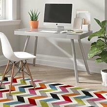 Schreibtisch Winbush Brayden Studio Farbe (Glas):
