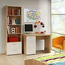 Schreibtisch Winnie Sonoma Eiche Nachbildung