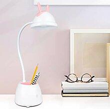 Schreibtischlampe für Kinder,Dimmbare LED